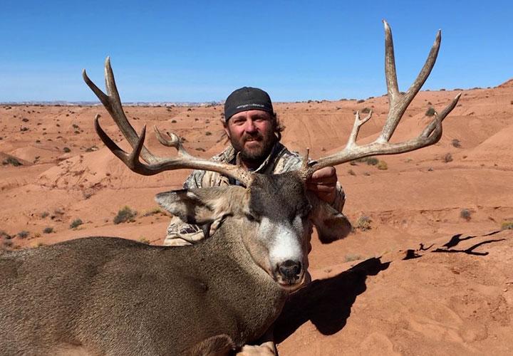 Utah-Big-Game-Hunts-Mule-Deer